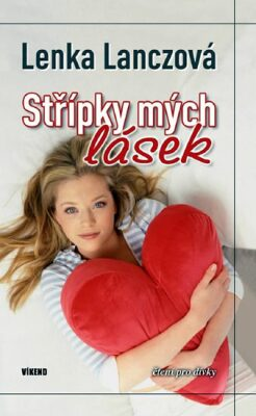 Střípky mých lásek - Lenka Lanczová