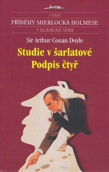Studie v šarlatové, Podpis čtyř - Arthur Conan Doyle,