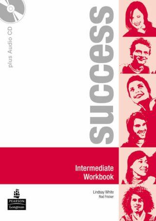 Success Intermediate Workbook w/ CD Pack - Lindsay White