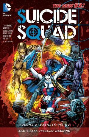 Suicide Squad (2011-2014) Vol. 2: Basilisk Rising - Adam Glass