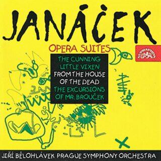 Suity z oper - CD - Leoš Janáček