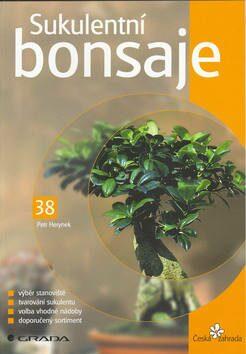 Sukulentní bonsaje - Petr Herynek