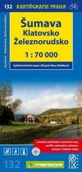 1: 70T(132)-Šumava/Klatovsko,Železnorudsko (cyklomapa)