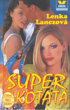 Super koťata - Lenka Lanczová