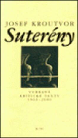 Suterény - Josef Kroutvor