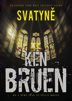 Svatyně - Ken Bruen