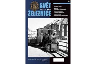 Svět velké i malé železnice - 56 (4/2015) - Jan Vaněk