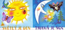 Světlý je den, tmavá je noc - Dagmar Hilarová, Olga Franzová