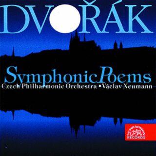 Symfonické básně - CD - Antonín Dvořák