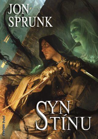 Syn Stínu - Jon Sprunk - e-kniha