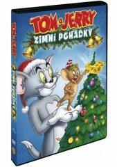 Tom a Jerry - Zimní pohádky DVD -