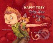 HAPPY TOBY - Toby Has a Party - Jozef Krivicka