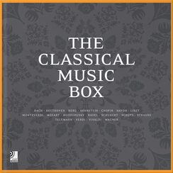 The Classsical Music Box (+ 8 CD) - Möller
