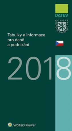 Tabulky a informace pro daně a podnikání 2018 (E-kniha) - Kolektiv