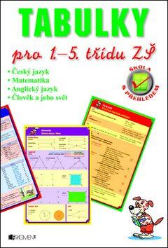 Škola s přehledem – Tabulky pro 1.–5. třídu ZŠ - Iva Dostálová