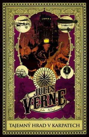 Tajemný hrad v karpatech - Jules Verne