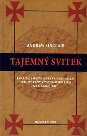 Tajemný svitek - Sinclair Andrew