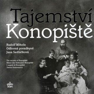 Tajemství Konopiště - Rudolf Mihola