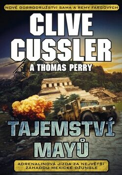 Tajemství Mayů - Clive Cussler