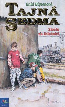 Tajná sedma  4 Zločin na železnici - Enid Blyton