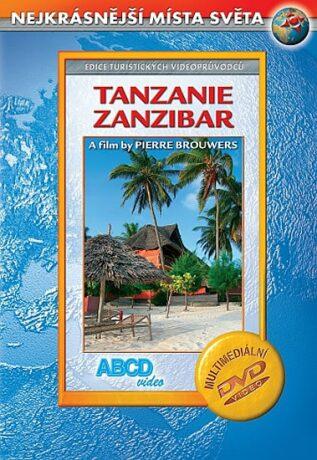 Tanzanie - Zanzibar DVD - Nejkrásnější místa světa - neuveden