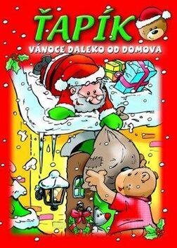 Ťapík Vánoce daleko od domova -