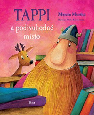 Tappi a podivuhodné místo - Marcin Mortka