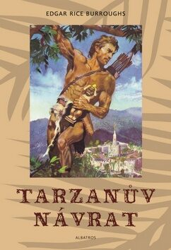 Tarzanův návrat - Edgar R. Burroughs