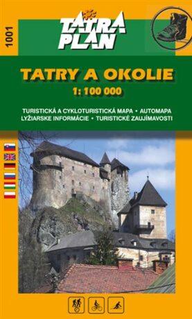 Tatry a okolie -