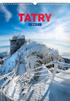 Tatry SK - nástěnný kalendář 2017 -