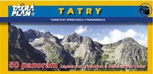 TATRY - turistický sprievodca v panorámach - kol.,