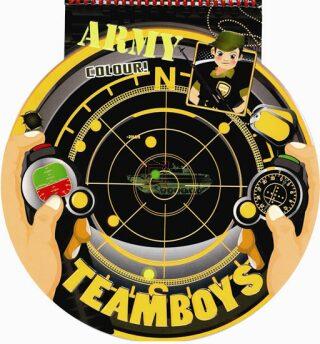 TEAMBOYS Army Colour! – hledáček radaru - neuveden