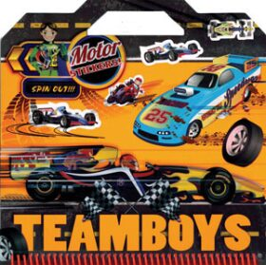 TEAMBOYS Motor Stickers! - neuveden