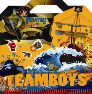 TEAMBOYS Pirates Stickers! - neuveden