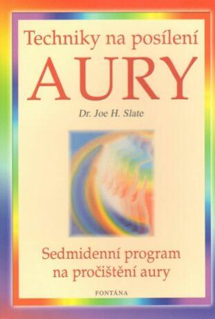 Techniky na posílení aury - Joe H. Slate