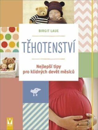 Těhotenství - Nejlepší tipy pro klidných devět měsíců - Laue Birgit