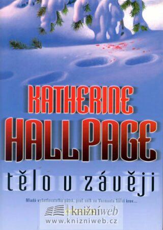 Tělo v závěji - Katherine Hallpage