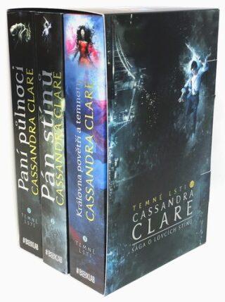 Temné lsti 1-3 - dárkový box (komplet) - Cassandra Clare