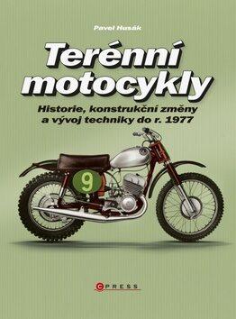 Terénní motocykly - Pavel Husák