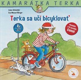 Terka sa učí bicyklovať - Liane Schneider, Eva Wenzel-Bürger