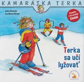 Terka sa učí lyžovať - Liane Schneider, Eva Wenzel-Bürger