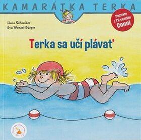 Terka sa učí plávať - Liane Schneider, Eva Wenzel-Bürger