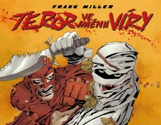 Teror ve jménu víry - Frank Miller