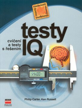 Testy IQ - Philip Carter, Kenneth Russell