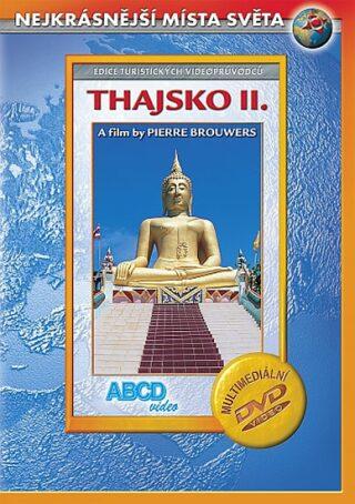 Thajsko II. DVD - Nejkrásnější místa světa - neuveden