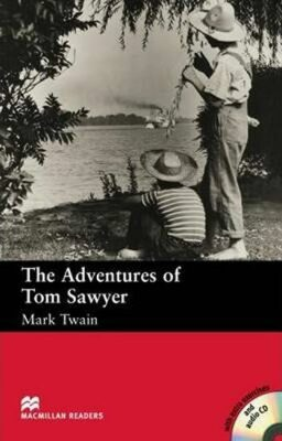 The Adventures of Tom Sawyer T. Pk with CD - Mark Twain