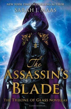 The Assassin´S Blade: The Throne of Glass  Novellas - Sarah J. Maasová
