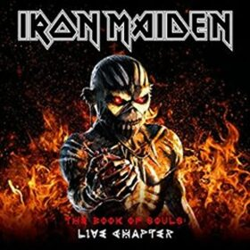The Book Of Souls: Last Chapter - Iron Maiden - audiokniha