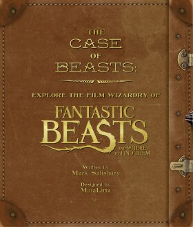 The Case of Beasts: Explore the Film Wizardry of Fantastic Beasts and Where to Find Them - Salisbury Mark