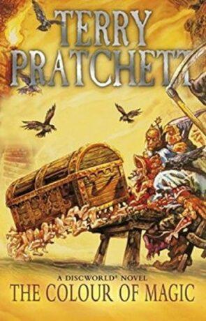 The Colour of Magic - Terry Pratchett